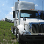 2009 International Transtar Tandem Axle Daycab