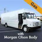 Ford F59 P1200 with Morgan Olson Body