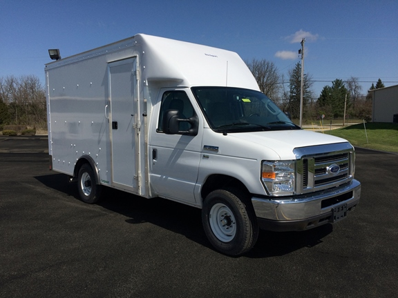 fedex ford delivery vans for sale