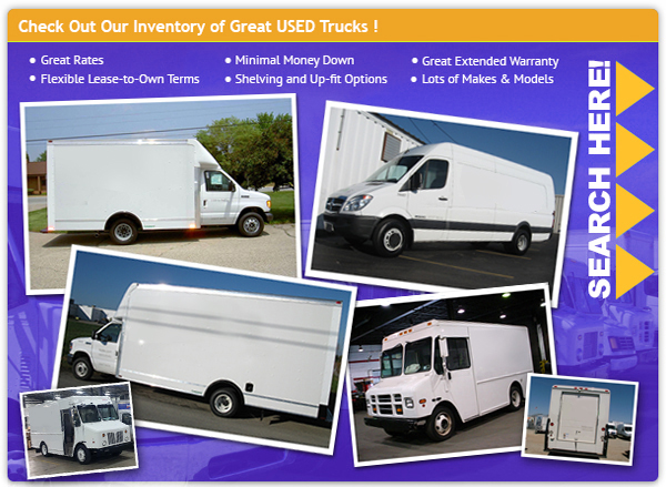 used fedex trucks