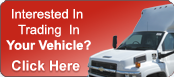 Interested In Trading In Your Vehicle?